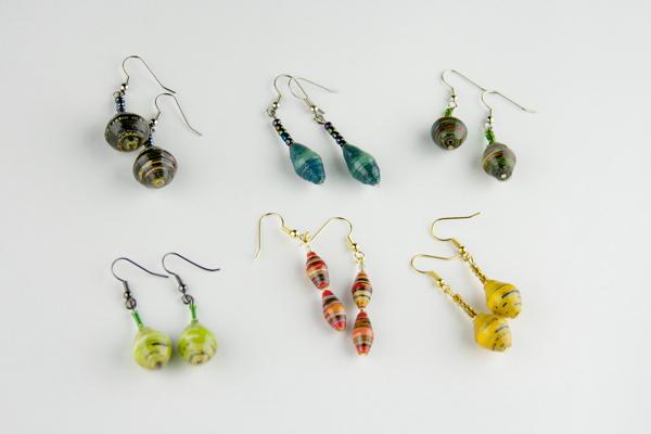 Matching Earrings
